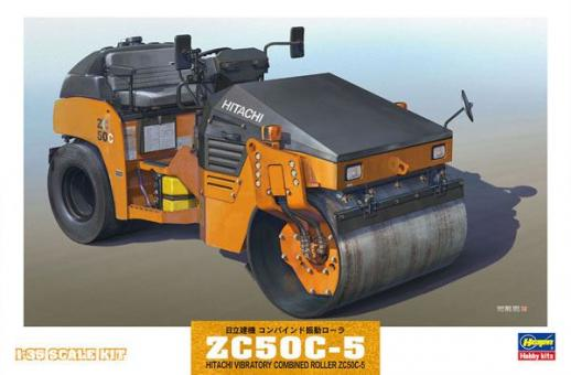 Vibrations-Straßenwalze Hitachi ZC50C5
