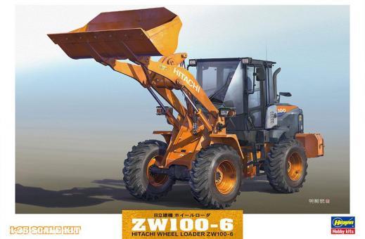 Hitachi Bagger ZW 100-6