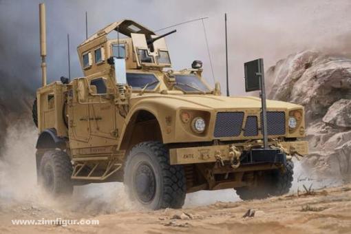 US Oshkosh M-ATV MRAP