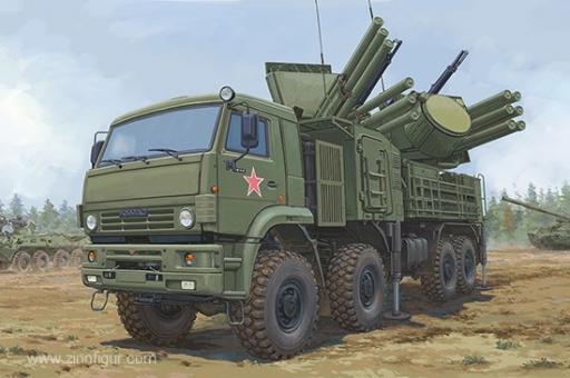 96K6 Pantsir S1 72V6E4 ADMGS