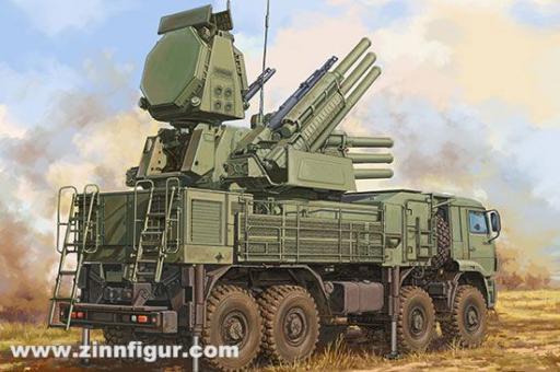 72V6E4 Kampfeinheit 96K6 Pantsir S1 ADMGS mit RLM SOC S-Band Radar