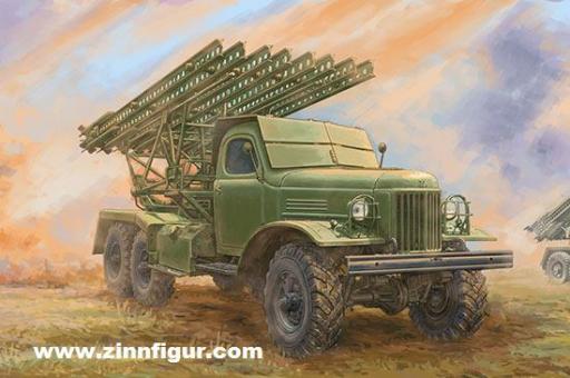 2B7 Mehrfachraketenwerfer BM-13 NM
