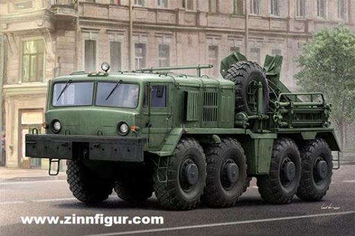 KET-T Bergefahrzeug basierend auf MAZ-537