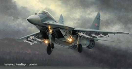 MiG-29A Fulcrum (Izdelye 9.12)