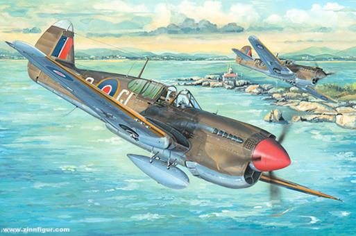 P-40M Kittyhawk Mk.III