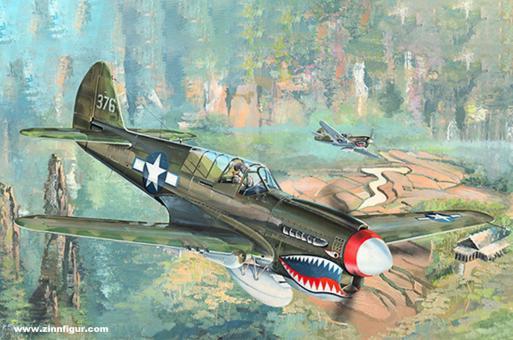P-40N Kittyhawk