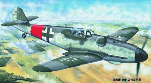 Messerschmitt Bf 109G-6 Late Version