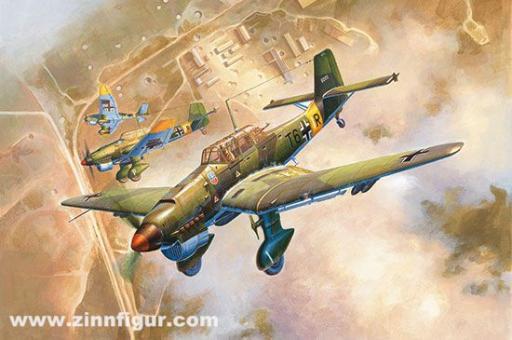 Ju 87B-2 Stuka