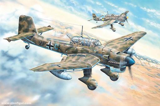 Ju 87R Stuka