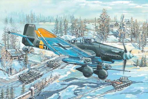 Ju 87G-2 Stuka