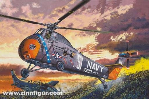 H-34 US Navy Rescue