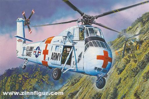 "CH-34 ""US Army Rescue"""