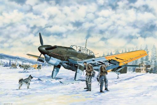 Ju 87B-2/U4 Stuka