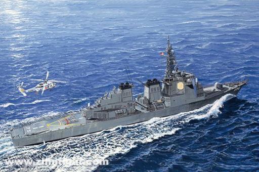 JMSDF DDG-175 Myokoh