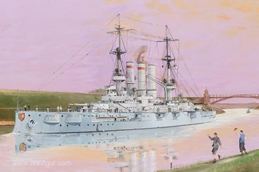 """SMS Schleswig-Holstein Linienschiff """"1908"""""""