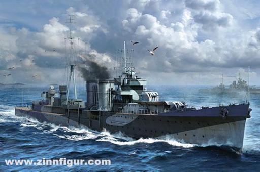 Leichter Kreuzer HMS Colombo