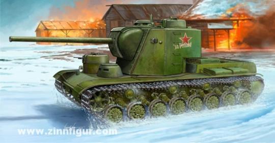 KV-5 Superschwerer Panzer