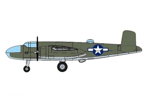 B-25 (vorbemalt)