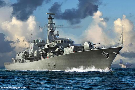 HMS Kent (F78) - Type 23 Fregatte