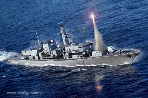 HMS Montrose (F236) - Type 23 Fregatte