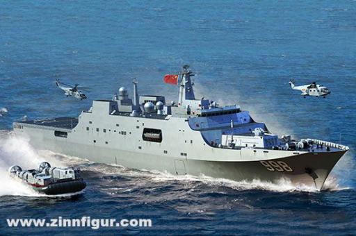 PLA Type 071 Amphibious Transport Dock