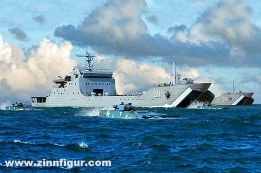 PLA Navy Type 072A LST