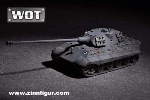 Sd.Kfz. 182 Königstiger (Porscheturm) 105 mm kwk L/68