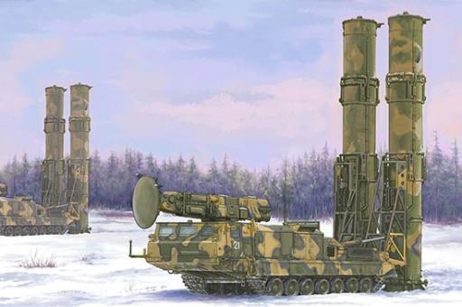 S-300V 9A82 SAM