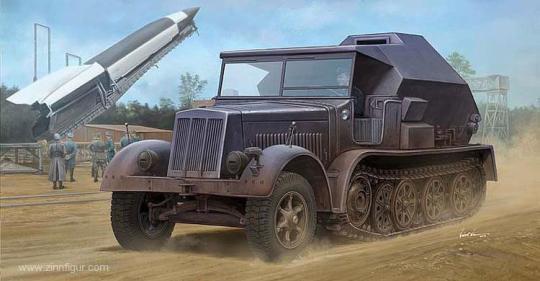 Sd.Kfz. 7/3 Halbketten-Artilleriezugmaschine