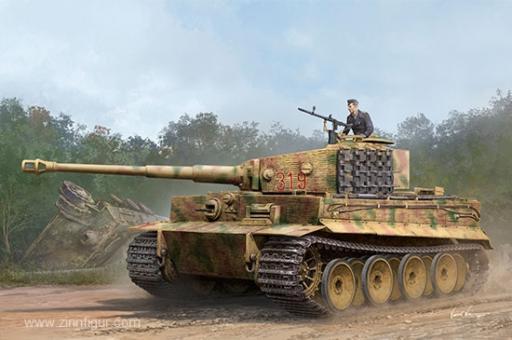 Pz.Kpfw.VI Ausf.E Sd.Kfz. 181 Tiger I - mittlere Produktion - mit Zimmerit