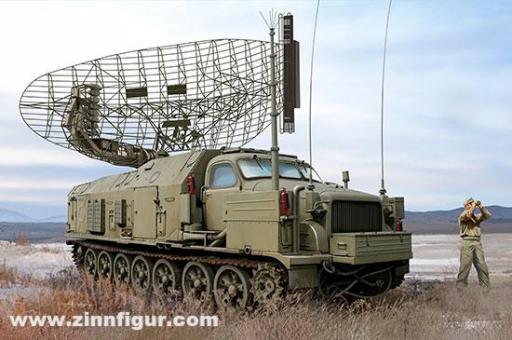 P-40/1S12 Long Track S-Band Radar