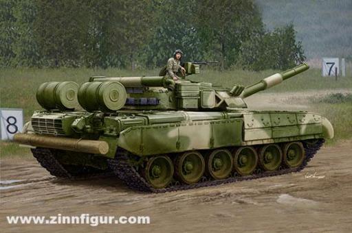 T-80UD früh