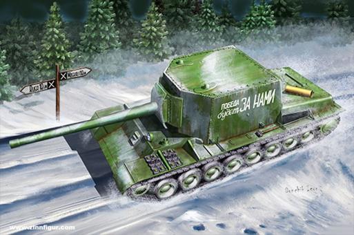 Su-100U Jagdpanzer