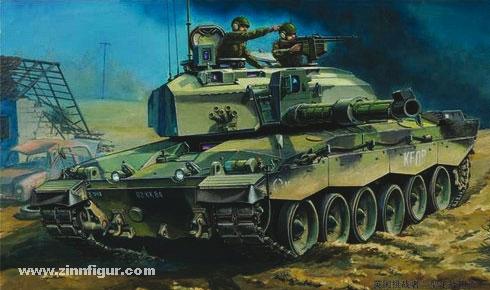 Challenger II Panzer