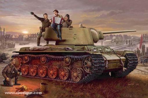 "KV-1 (1942) ""Lightweight Cast Turret"""