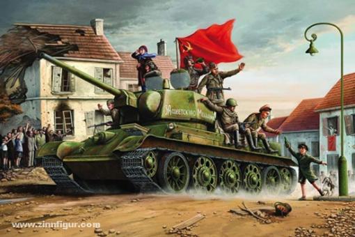 T-34/76 Modell 1943