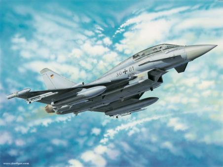 "Eurofighter EF-2000B ""Typhoon"""