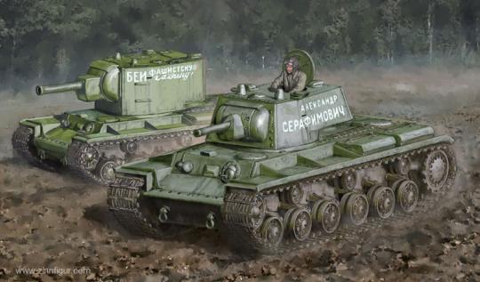 KV-1 / KV-2