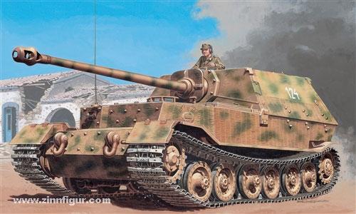 Sd.Kfz. 184 Jagdpanzer Tiger P Elefant