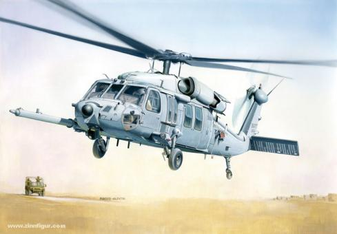 MH-60K Blackhawk SOA