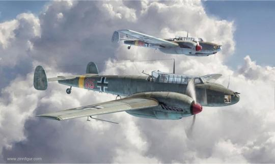 Bf 110C/D