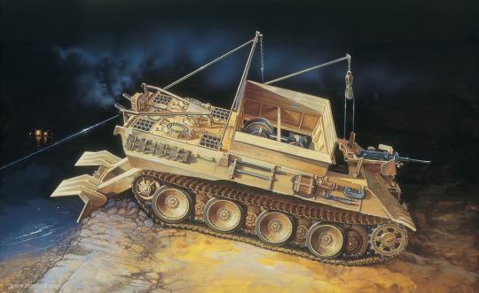 Sd.Kfz. 179 Bergepanther