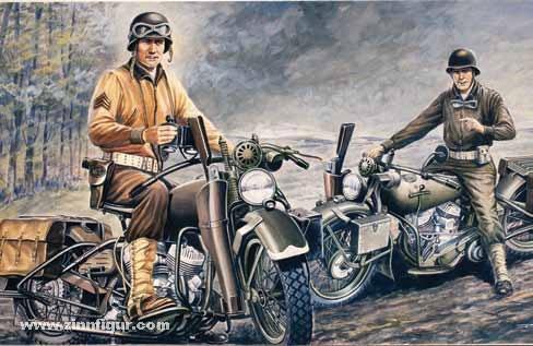 US Motorräder