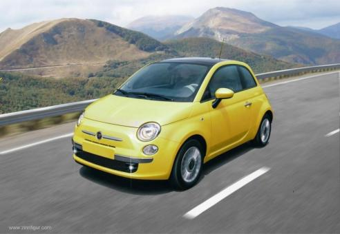 """Fiat """"500"""" (2007)"""