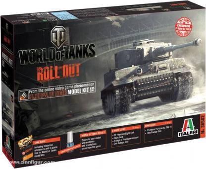 "Pz.Kpfw.VI Tiger ""World of Tanks"""