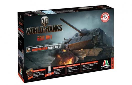 "Jagdpanzer IV ""World of Tanks"""