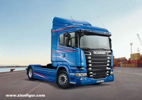 Scania R400 Streamline (Flat Roof)
