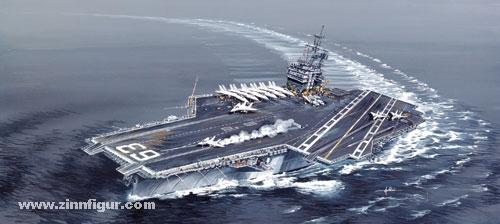 USS Kitty Hawk CV-63 Flugzeugträger