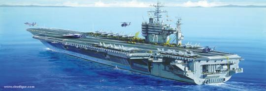 U.S.S. Roosevelt CVN 71