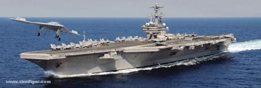 USS George H.W. Bush CVN-77
